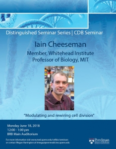Iain Cheeseman @ Main Auditorium | Philadelphia | Pennsylvania | United States