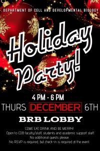 CDB Holiday Party @ BRB Lobby   Philadelphia   Pennsylvania   United States